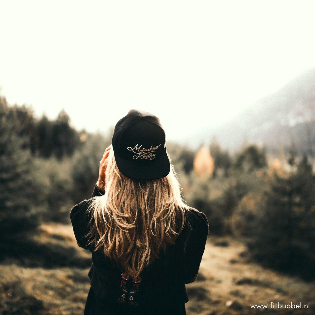 Soms moet je even alleen zijn, zodat je weer kunt opladen