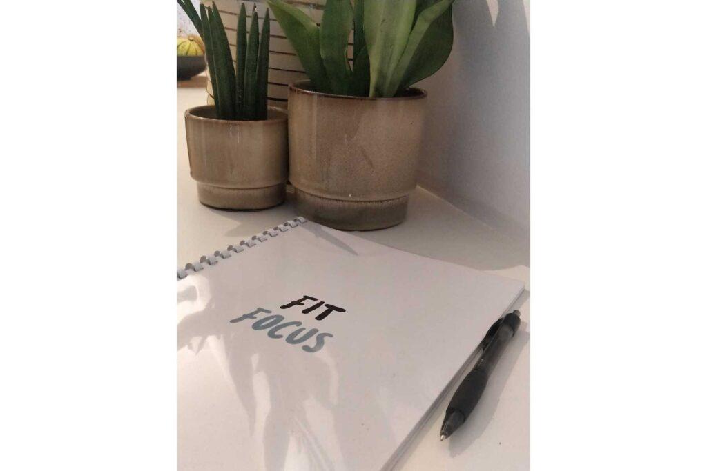 Fit Focus planner